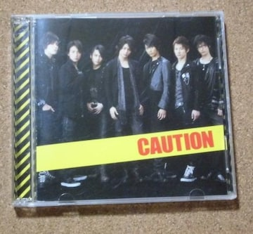 ●CD/CAUTION/PureBOYS