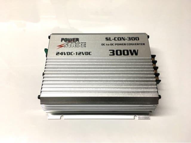 24V→12V デコデコ アンプ型 DC/DCコンバーター < 自動車/バイク