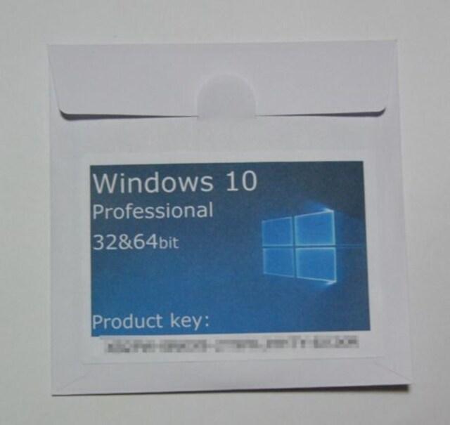 Windows 10 Pro★正規プロダクトキー付インストールDVD < PC本体/周辺機器の