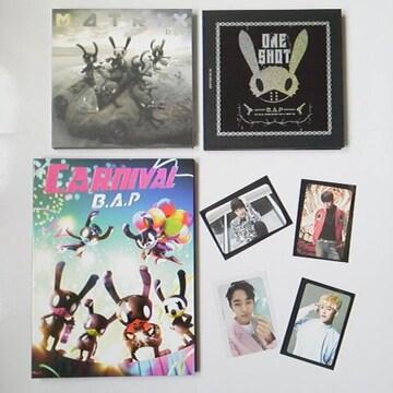B.A.P★FEEL SO GOOD [CD+DVD]<初回盤>封入特典トレカ(デヒョン)4点&CD
