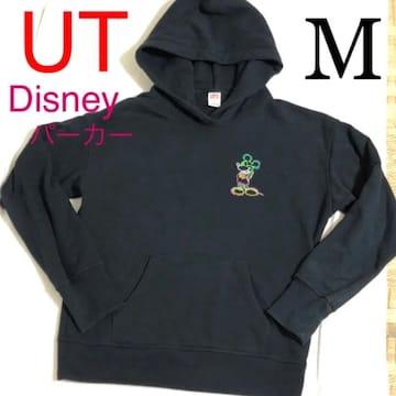 #ユニクロ UT DisneyミッキーパーカーM