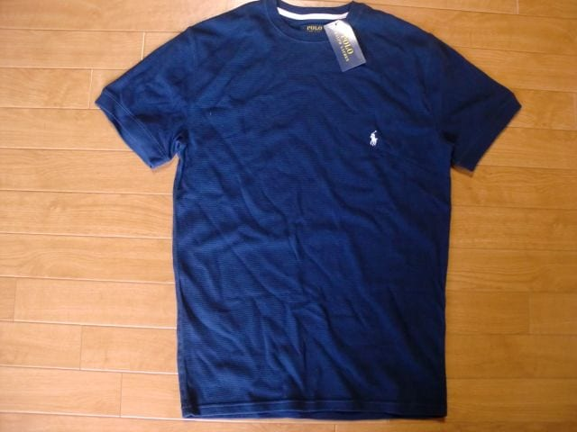 RALPH LAUREN ラルフローレン Tシャツ USA−M 新品  < ブランドの