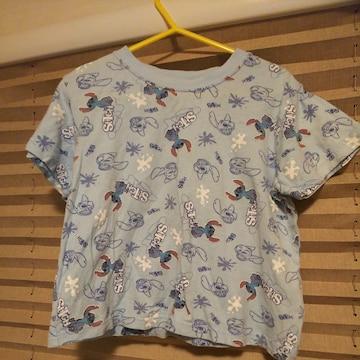 ディズニー♪リロアンドスティッチ♪キッズTシャツ♪110サイズ