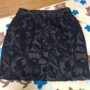 タラジャーモン TARA レディース ブランド スカート 36 M 花柄