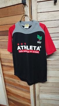 ATHLETA アスレタ プラクティスシャツ プラシャツ M 美品