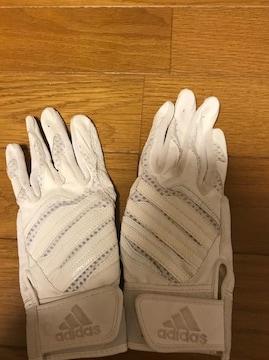 adidas☆バッティンググローブ☆JM