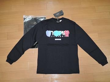 新品NEIGHBORHOODネイバーフッド×NGAPロンTシャツ1黒