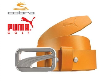 PUMA ベルト PMGO3039 FORM STRIPE FITTED BELT サイズL