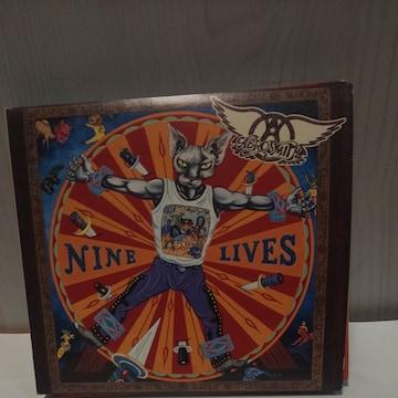 AEROSMITH.Nine Lives.Box of Fire (CD)