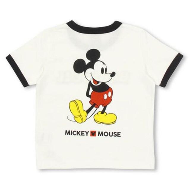 新品BABYDOLL☆110 ミッキー Tシャツ ディズニー ベビードール < ブランドの