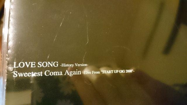 LUNA SEA「Enclosure」DVD/LOVE SONG/未発表PV2曲/完全限定 < タレントグッズの