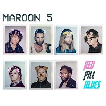 送料無料■新品■マルーン5 Red Pill Blues [ Maroon 5 ]