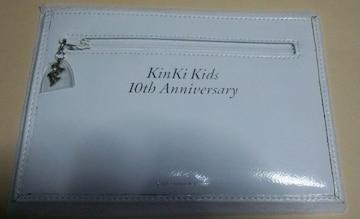 KinKi Kids★10周年記念品★ファンクラブ(FC)公式★堂本光一/堂本剛