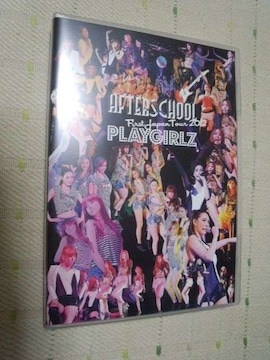 *AFTER SCHOOL First Japan Tour2012PLAYGIRLZDVD