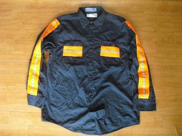 アメリカ ワークシャツ リフレクター USA−L