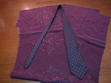MARIO VALENTINOのネクタイ絹100%!