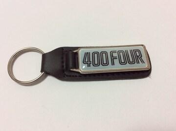 CB400F FOUR 黒 イエロー キーホルダー