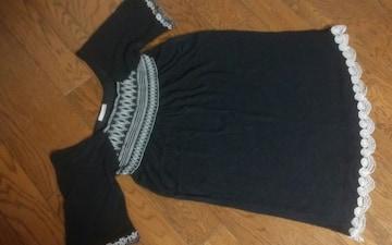 OLIVE desOLIVE 美品 フリーサイズ 黒