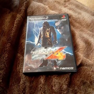鉄拳4/ PS 2ソフト