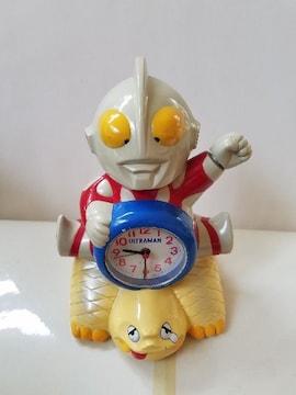 ☆レア ウルトラマン 目覚まし時計 used品
