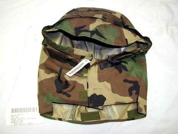 米軍 ゴアパーカー用■脱着式フード未使用