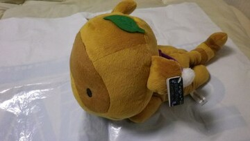 妖狐×僕SS 渡狸くったりぬいぐるみマフラー豆狸卍里 いぬぼく