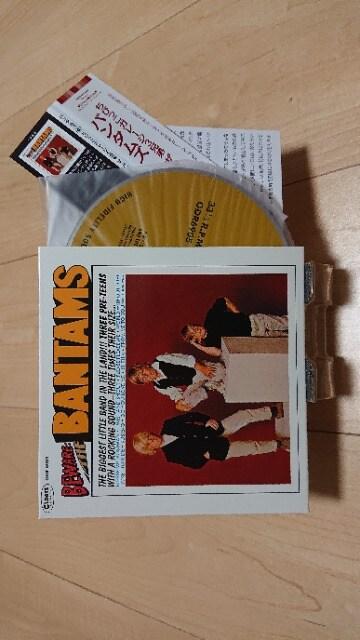 CD ちびっこガレージ3兄弟 ザ・バンタムズにご用心! / 付属品全有 < CD/DVD/ビデオの