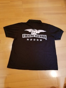 ◆yazawa◆ロゴポロシャツ◆
