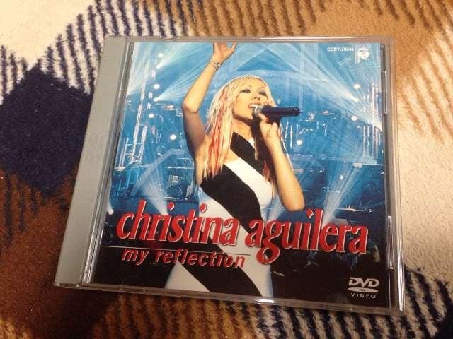 Christina AguileraクリスティーナアギレラDVD my reflection  < タレントグッズの