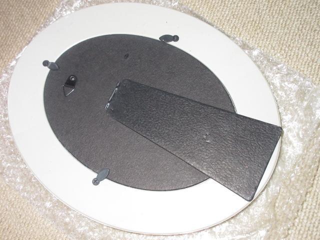 未使用☆ロココ調モチーフ*楕円形*写真立て*フォトフレーム2 < インテリア/ライフの