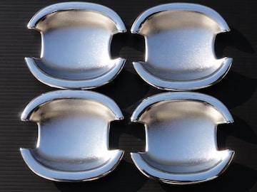 クロームメッキドアハンドルカバー皿 ティグアン 5NC系