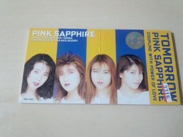 ピンクサファイアCDS「TOMORROW」PINK SAPPHIRE★