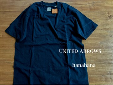 UNITED ARROWS*ANATOMICAアナトミカpocketTシャツ新品タグ