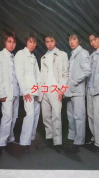 ARASHI first concert 2000 グッズ下敷き