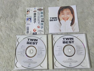 2枚組CD 酒井法子 ベスト '95/7 全35曲 帯付