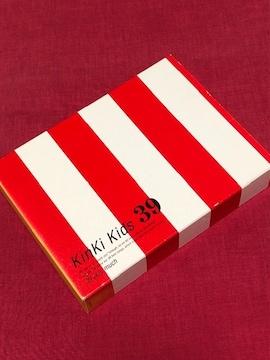 【即決】KinKi Kids「39」(BEST)初回盤3CD+1DVD