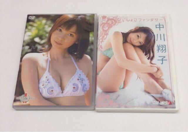 中川翔子 ミスマガジン2002 他 中古DVD2枚セット 送料込  < タレントグッズの