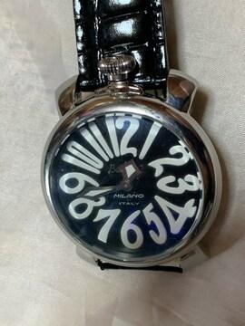 GAGA MILANO ガガミラノ 腕時計/中古品