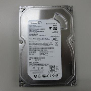 Seagate HDD S/N 9RX9GFHG SRIAL ATA 160GB