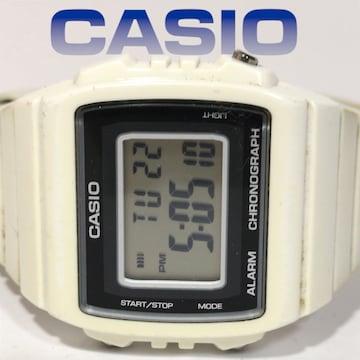 【980円〜】CASIO【チプカシ】アラームクロノ 男女OK腕時計