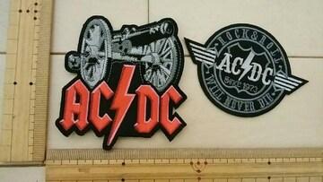 ��104 アイロンワッペン AC/DC