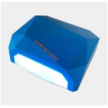 反射板なし ジェルネイル・クラフトレジン UV+LED 36W White
