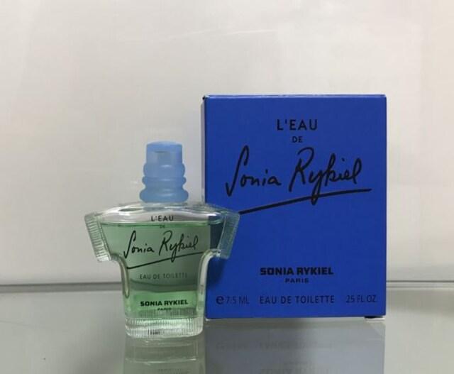 ミニチュア香水◆ロードゥソニアリキエル◆EDT7.5ml  < ブランドの