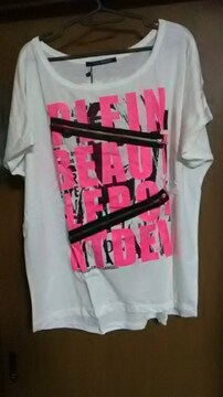 新品*大きいサイズ*かっこいいTシャツワンピース