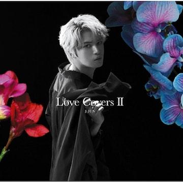 即決 ジェジュン Love Covers II 初回生産限定盤 新品未開封