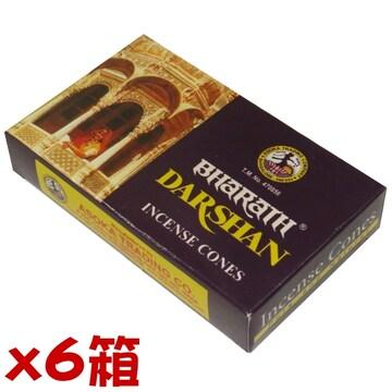 ASOKA バラート ダルシャン コーン 6箱セット