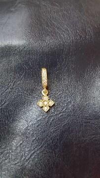 ローリーロドキン ネックレス 18k  ダイヤ