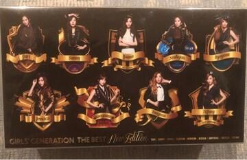 超レア!☆少女時代/THE BEST☆初回盤/CD+DVD+フィギュア☆美品