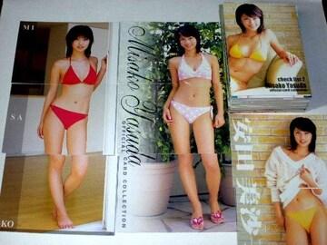 安田美沙子 さくら堂2004 SP込コンプリート86種類