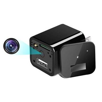 1080P HD 隠しカメラ 小型盗撮防犯監視ビデオカメラ